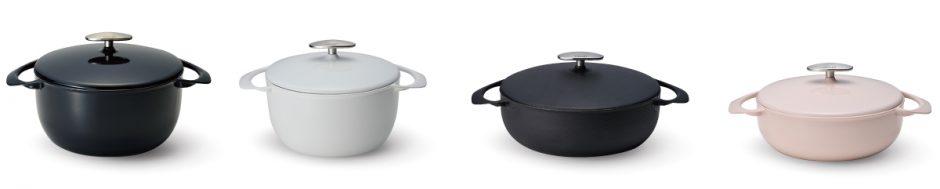 ユニロイ(鋳物ホーロー鍋)