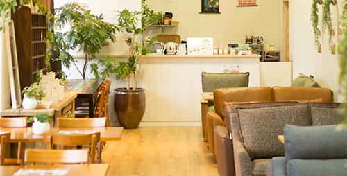 カラダにやさしいカフェ「OZ Cafe」オープン