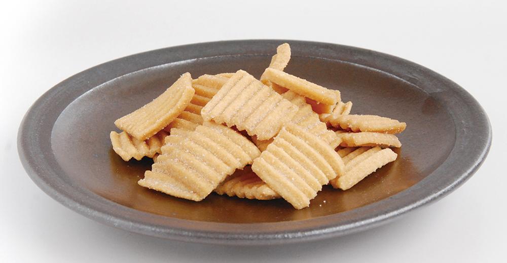 お豆腐屋さんが作ったおからのスナック「きらず揚げ」 イメージ
