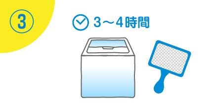 カビ汚れがごっそり落ちるしゃぼん玉洗濯槽クリーナー