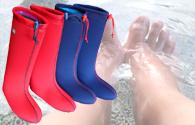 画期的!いつでもどこでも足湯重炭酸足湯ブーツ
