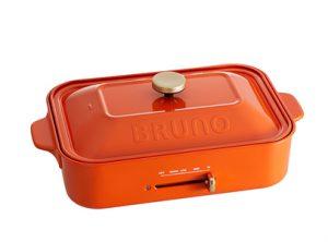 BRUNO(ブルーノ)コンパクト ホットプレート