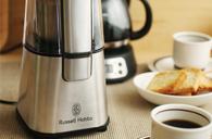 おいしく豆を挽こうRussell hobbsコーヒーグラインダー