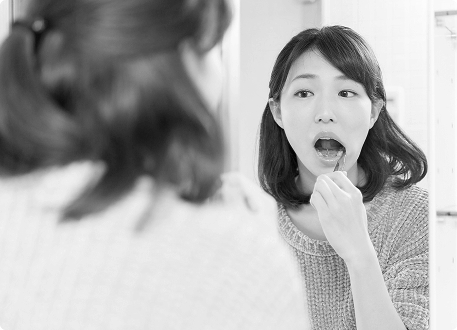 口臭の原因を固めて洗い流すマウスウォッシュ プロポリンス