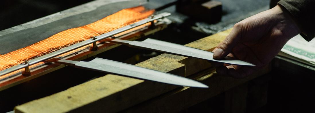 日本が世界に誇る鍛冶技術一生モノの包丁タダフサ イメージ