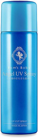 ノンケミカルで負担をかけずにUVカットFam's Baby Angel UV Spray