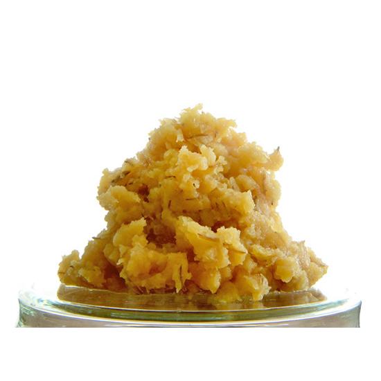 麹のうまみを活かした自然な甘さ光うらの麦みそ