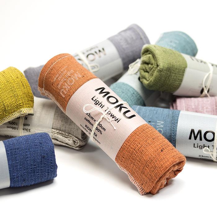 手ぬぐい以上タオル未満2020年ベストセラー「MOKU」