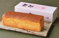 獺祭の香りが広がる大人の酒ケーキ