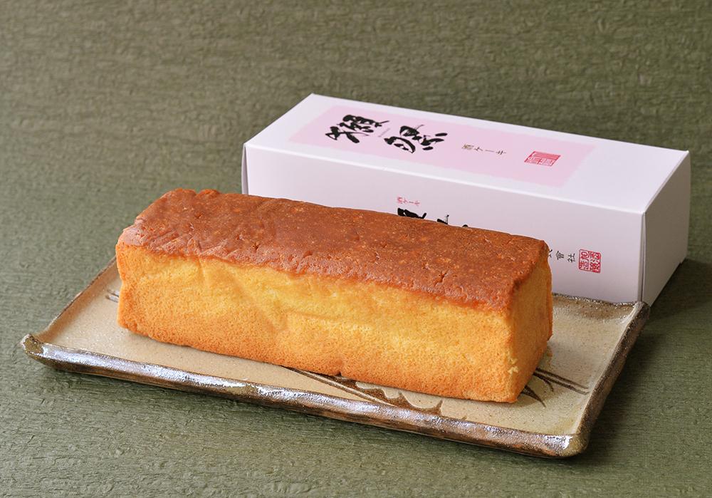 獺祭の香りが広がる大人の酒ケーキ イメージ